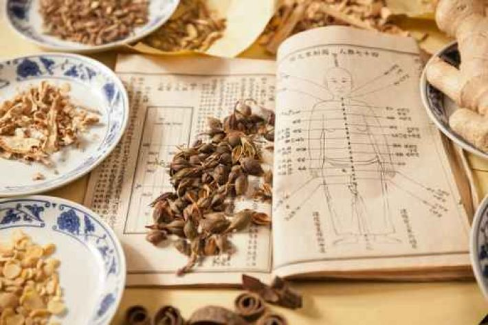 Chinese medicine for fertility